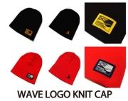 LunkerKiller ランカーキラー 「WAVE LOGO KNIT CAP」「NFNL KNIT CAP」