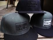 """LunkerKiller ランカーキラー 「""""BOX"""" SNAPBACK CAP Wool スナップバックキャップ ウール」"""