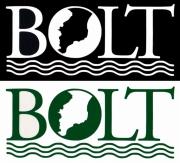 BOLT ボルト 「BOLTカッティングステッカー」