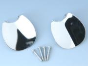 日本の部品屋 「NO.3リップ ステンレス製 シルバー」