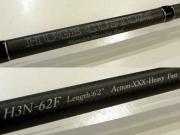 【送料無料】【同梱不可】deps デプス 「ヒュージカスタム62 H3N-62F」