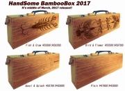 HandSome ハンドサム 「BambooBox2017 バンブーボックス2017」