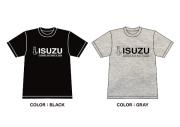 ★ご予約商品★ 五十鈴工業 「ISUZU REEL Tシャツ」 【クリックポスト発送可】 ※5月下旬頃発売予定