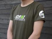 OPA! オーパフィッシングタックル 「4.7oz ダブルロゴTee」