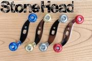 ラッティーツイスター 「StoneHead パワーハンドル S-Line80 カラーノブ」