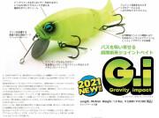 RAIDJAPAN レイドジャパン 「GI ジアイ グラビティーインパクト」