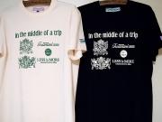 津波ルアーズ×レスイズモア 「FISHING SAFARI TOKYO TRIP 限定Tシャツ」