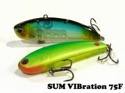 sumlures サムルアーズ 「SUM VIBration 75F サムバイブレーション」【メール便可】