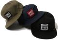 ★ご予約商品★ランカーキラー 「FC LOGO 6-PANEL FLAT CAP」<3/14(水)まで>5月上旬入荷予定