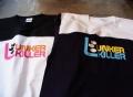 "LunkerKiller ランカーキラー 「""NEW SCHOOL"" FOOT BALL Tee フットボールTシャツ」"