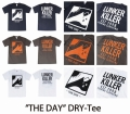 "LunkerKiller ランカーキラー 「""THE DAY"" DRY-Tee ドライTシャツ」"