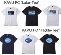 """ランカーキラー 「KAVU FC """"Lake-Tee""""」「KAVU FC """"Tackle-Tee""""」"""