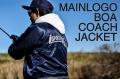 ランカーキラー 「MAINLOGO BOA COACH JACKET メインロゴボアコーチジャケット」