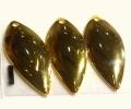 日本の部品屋 「ウイロー型ブレード NO.3.5 ブラス製 ゴールド」