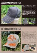 ★ご予約商品★ チェスト114 「BRAND STATEMENT CAP」  ※7月下旬発売予定