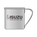 ★ご予約商品★ 五十鈴工業 「ISUZU REEL ステンレスマグカップ」 ※5月下旬頃発売予定