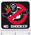 KTWlures 塚本謙太郎 「NO SHOCKER ステッカー」