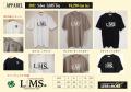 ★ご予約商品★ レスイズモア 「5.6oz LiMS Tee」 【クリックポスト発送可】 ※8月下旬頃出荷予定