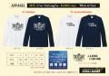 ★ご予約商品★ レスイズモア 「4.7oz ドライロングTシャツ」 【クリックポスト発送可】 <8/23(金)まで> 9月下旬入荷予定