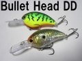 MIBRO ミブロ 「Bullet Head DD バレットヘッドDD」