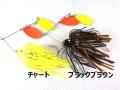 moriken speed bite モリケンスピードバイト 「912DOT4 スピナーベイト カラーブレード」【クリックポスト180円発送可能】