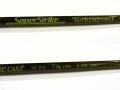 【送料ロッドC】【同梱不可】SMITH スミス 「スーパーストライククラシック シュープリームキャスト SC-2」