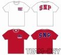 SNIPEER スナイパー 「TEAM-DRY Tシャツ」「TEAM Tシャツ」【セール】