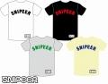 SNIPEER スナイパー 「アーチロゴTEEシャツ ARCH」
