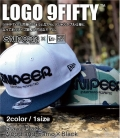 SNIPEER スナイパー 「ロゴ9フィフティー LOGO9FIFTY」