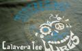 ★ご予約商品★ 津波ルアーズ 「Calavera Tee」 【クリックポスト発送可】 ※7月中旬頃発売予定