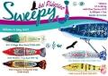 津波ルアーズ 「Sweepy J del Plastico スウィーピー・ジェイ・デル・プラスティコ」