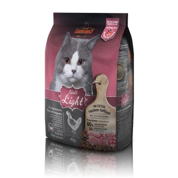 [レオナルド] アダルト ライト 400g ダイエット用 避妊去勢後の成猫用 ドイツ産 無添加キャットフード