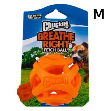 [チャックイット] ブレスライト フィッチボール    サイズ M / L / XL 犬用おもちゃ