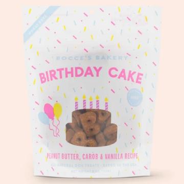 [ボッチェーズベーカリー] バースデーケーキ 期間限定ビスケット 141g 小麦粉不使用 ドッグトリーツ