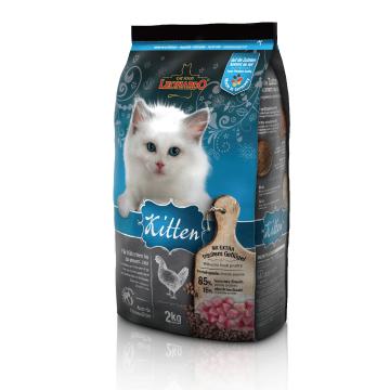 [レオナルド] キトン 子猫用 2kg ドイツ産 無添加キャットフード