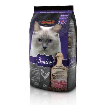 レオナルド シニア (高齢猫用)2kg