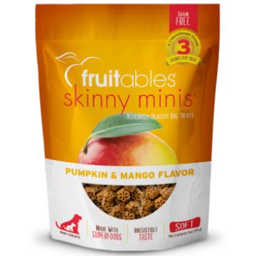 [fruitables:フルータブル] パンプキン&マンゴー ソフトビスケット 犬用おやつ 穀物不使用