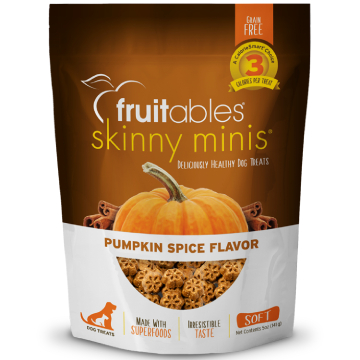 [fruitables:フルータブル] パンプキンスパイス ソフトビスケット 犬用おやつ 穀物不使用