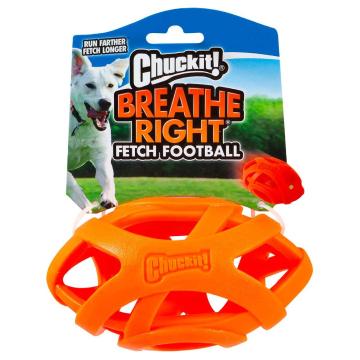 [チャックイット] ブレスライト フットボール 犬用おもちゃ