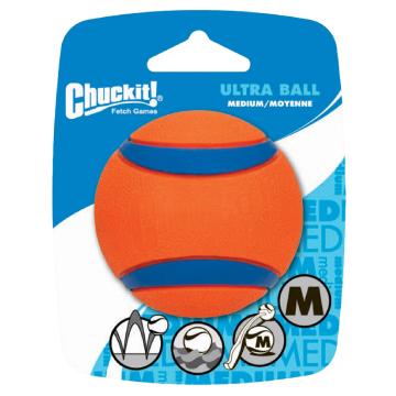 [チャックイット] ウルトラボール Mサイズ 犬用おもちゃ