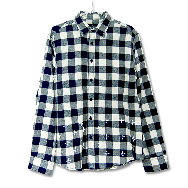 CROSS CHECK SHIRTS