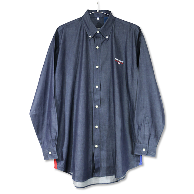 BB L/S DENIM SHIRTS