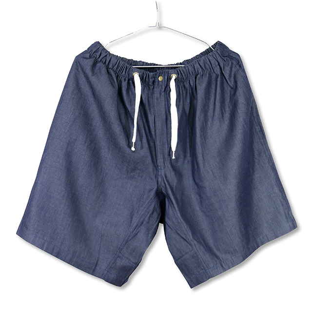 BB DENIM SHORT PANTS