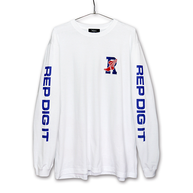 R-WING LONG SLEEVE T/S
