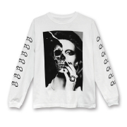 Two Face L/S Tee
