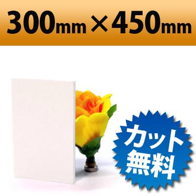 発泡塩ビ板 ピュアホワイト 300×450mm 厚み3mm