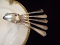フランス アンティーク 純銀 puiforcat tea spoon