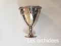france antique silver egg cup