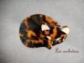 リア スタン sleeping cat 眠り猫 lea stein
