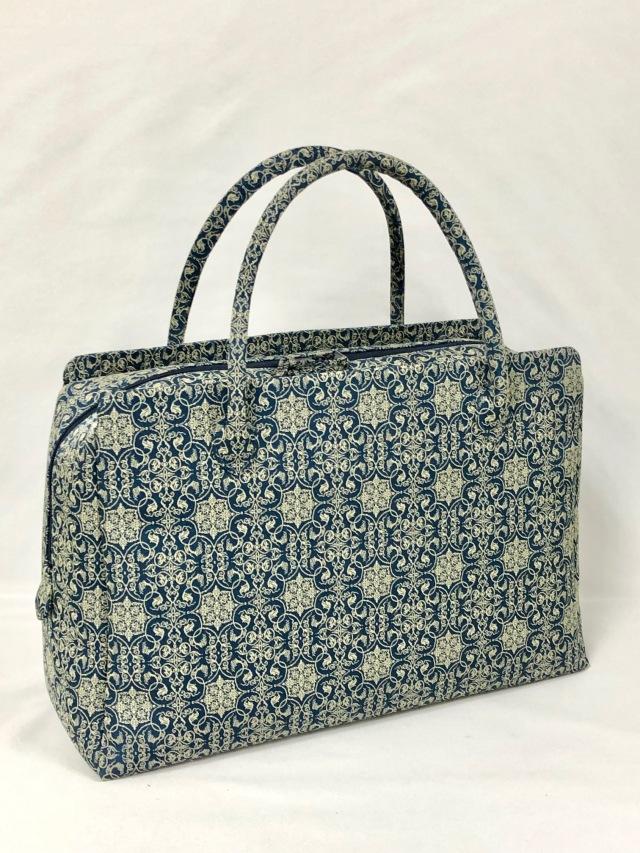 アウトレット販売商品  お年玉価格限定1個 龍村美術織物裂地使用 No.426 利休バッグ特大型